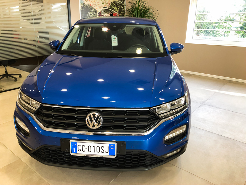 VOLKSWAGEN T-Roc TDI SCR Business