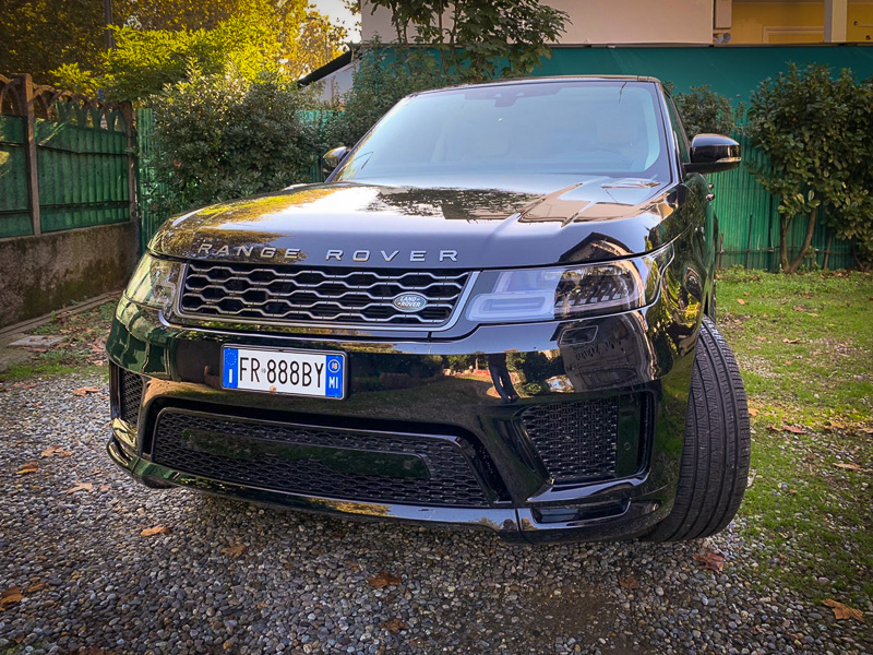 LAND ROVER Range Rover Sport 3.0 V6 Supercharged HSE Dynam